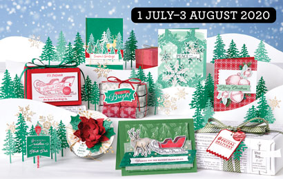 August-December Mini Catalog Preorder