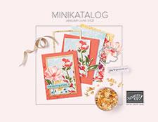 Frühjahr-Sommer-Minikatalog