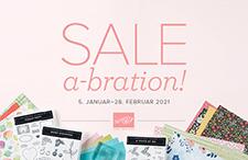 Die neue Sale-a-Bration 2021 ist da!