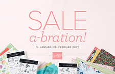 Sale-A-Bration Broschüre Januar–Februar 2021
