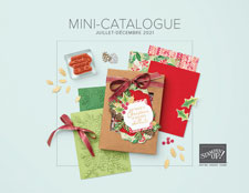 Catalogue Saisonnier Stampin'Up