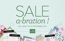 SAB Un cadeau tous les 60€ d'achats du 3 Août au 30 Septembre 2021 !
