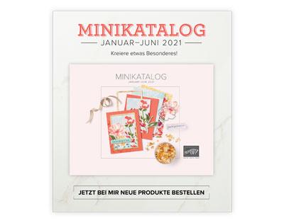 Mini-Katalog Januar - Juni 2021
